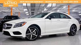 2018 Mercedes-Benz CLS-Class CLS550:24 car images available