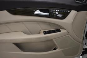 2016 Mercedes-Benz CLS-Class CLS550