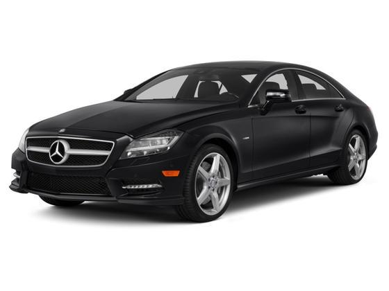2013 Mercedes-Benz CLS-Class CLS550 : Car has generic photo