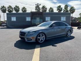 2012 Mercedes-Benz CLS-Class CLS550:24 car images available