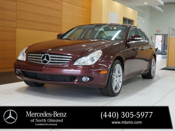 2007 Mercedes-Benz CLS-Class CLS550:24 car images available