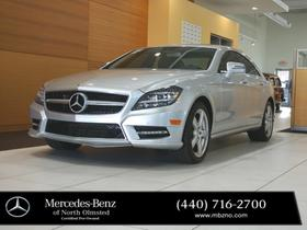 2013 Mercedes-Benz CLS-Class CLS550:24 car images available