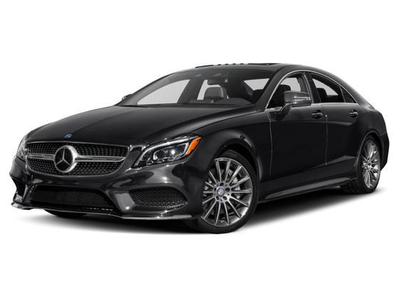 2016 Mercedes-Benz CLS-Class CLS550 : Car has generic photo