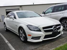 2012 Mercedes-Benz CLS-Class CLS550:5 car images available