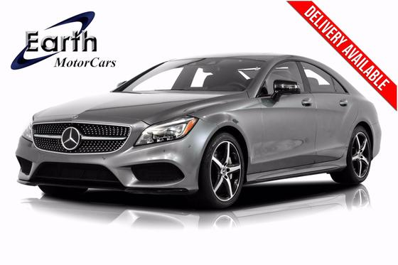 2017 Mercedes-Benz CLS-Class CLS550:24 car images available