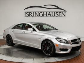 2014 Mercedes-Benz CLS-Class CLS63 AMG S-Model:24 car images available