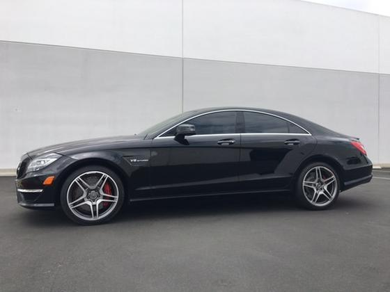 2014 Mercedes-Benz CLS-Class CLS63 AMG S-Model:18 car images available