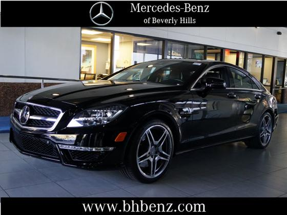 2014 Mercedes-Benz CLS-Class CLS63 AMG S-Model:19 car images available