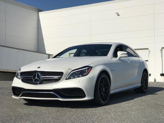 2015 Mercedes-Benz CLS-Class CLS63 AMG S-Model:24 car images available