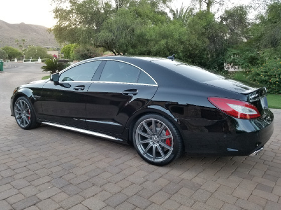 2016 Mercedes-Benz CLS-Class CLS63 AMG S-Model