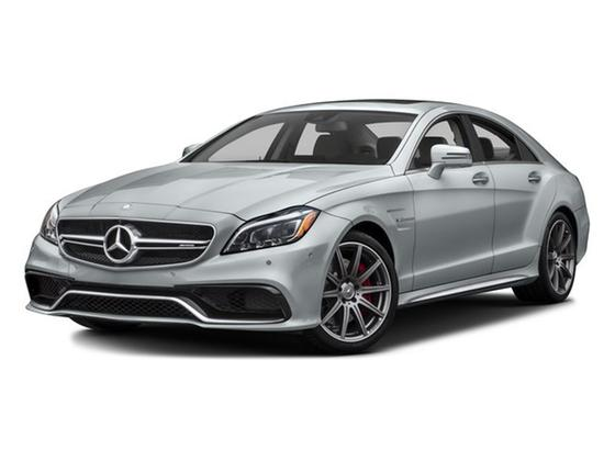 2016 Mercedes-Benz CLS-Class CLS63 AMG S-Model : Car has generic photo