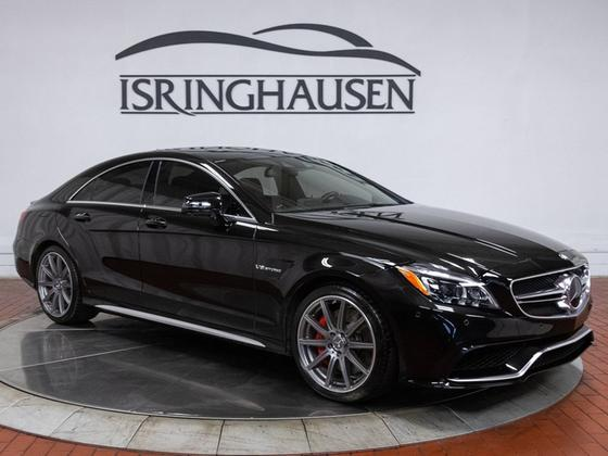 2016 Mercedes-Benz CLS-Class CLS63 AMG S-Model:24 car images available