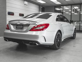 2017 Mercedes-Benz CLS-Class CLS63 AMG S-Model