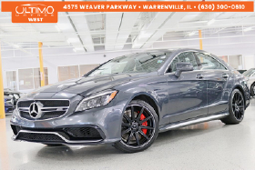 2016 Mercedes-Benz CLS-Class CLS63 AMG S-Model:6 car images available