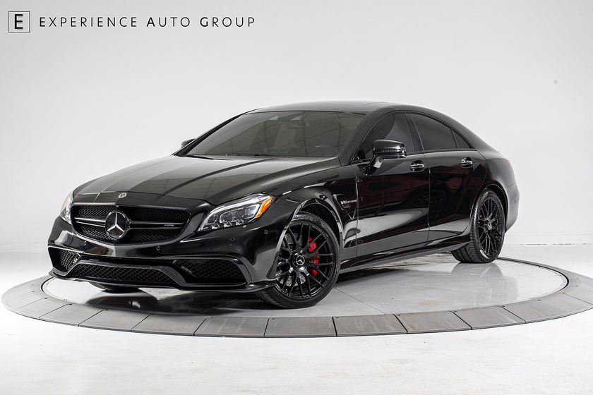 2017 Mercedes-Benz CLS-Class CLS63 AMG S-Model:24 car images available