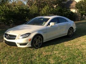 2012 Mercedes-Benz CLS-Class CLS63 AMG:5 car images available