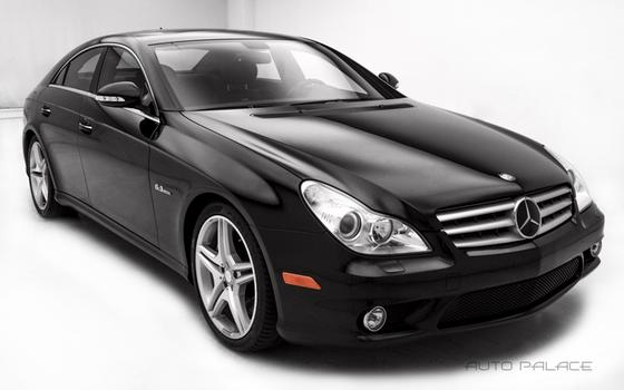2007 Mercedes-Benz CLS-Class CLS63 AMG:24 car images available