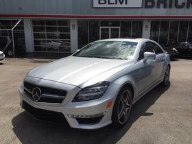 2012 Mercedes-Benz CLS-Class CLS63 AMG:10 car images available