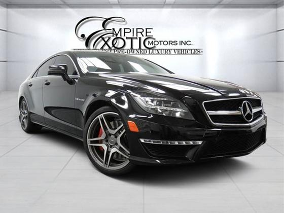 2014 Mercedes-Benz CLS-Class CLS63 AMG:24 car images available
