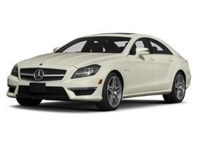 2014 Mercedes-Benz CLS-Class CLS63 AMG : Car has generic photo