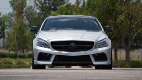 2016 Mercedes-Benz CLS-Class CLS63 AMG