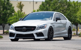 2016 Mercedes-Benz CLS-Class CLS63 AMG:12 car images available