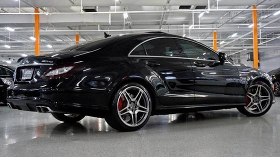 2013 Mercedes-Benz CLS-Class CLS63 AMG