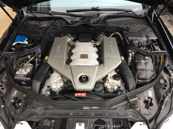 2008 Mercedes-Benz CLS-Class CLS63 AMG