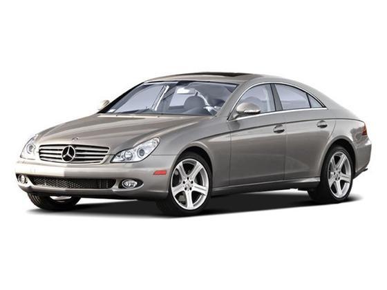 2008 Mercedes-Benz CLS-Class CLS63 AMG : Car has generic photo