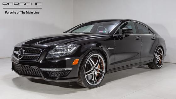 2012 Mercedes-Benz CLS-Class CLS63 AMG:22 car images available