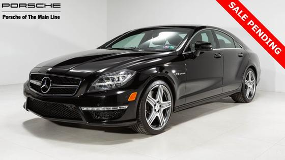 2013 Mercedes-Benz CLS-Class CLS63 AMG:22 car images available