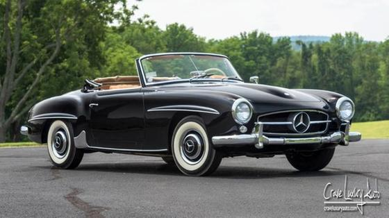1959 Mercedes-Benz Classics 190SL:22 car images available