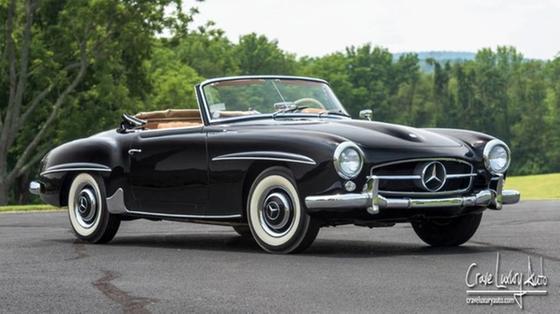 1959 Mercedes-Benz Classics 190SL:22 car images available