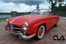 1962 Mercedes-Benz Classics 190SL:24 car images available