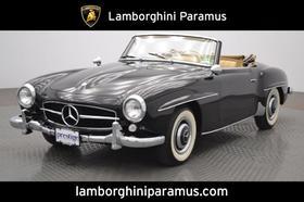 1960 Mercedes-Benz Classics 190SL:20 car images available