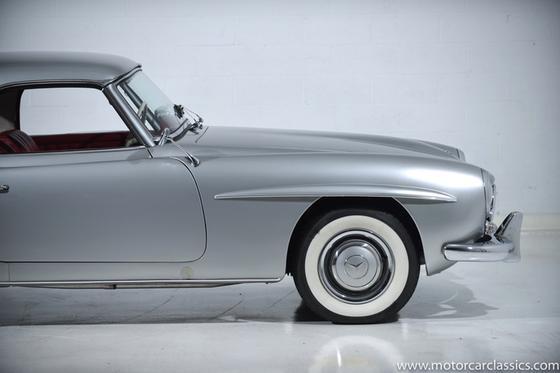 1957 Mercedes-Benz Classics 190SL