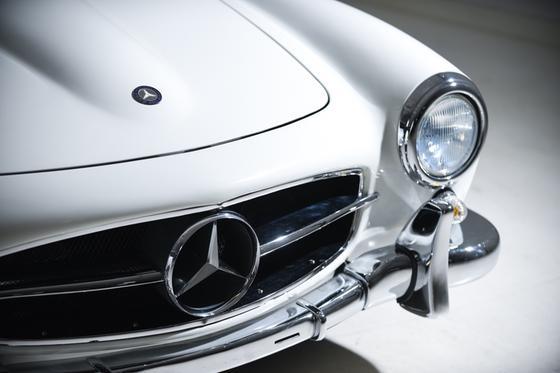 1960 Mercedes-Benz Classics 190SL