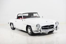 1960 Mercedes-Benz Classics 190SL:24 car images available