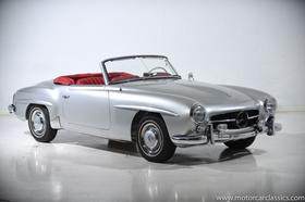 1959 Mercedes-Benz Classics 190SL:24 car images available