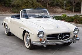 1959 Mercedes-Benz Classics 190SL:24 car images available