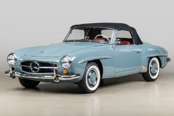 1959 Mercedes-Benz Classics 190SL