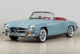 1959 Mercedes-Benz Classics 190SL:12 car images available