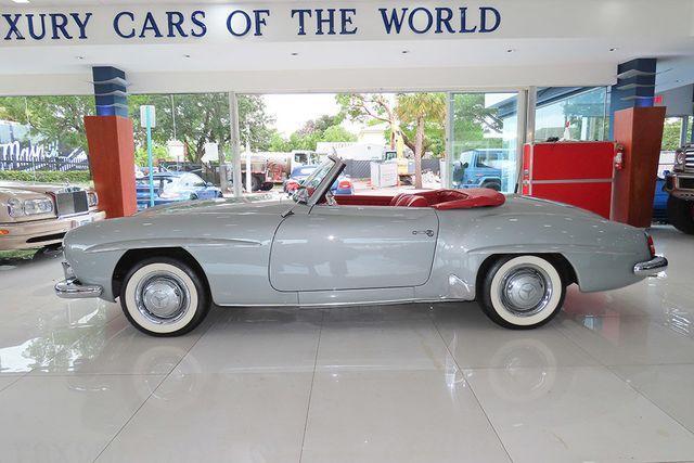 1958 Mercedes-Benz Classics 190SL:24 car images available