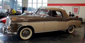 1957 Mercedes-Benz Classics 220S:24 car images available