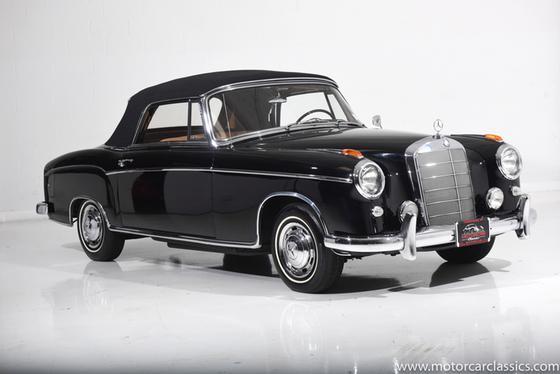 1959 Mercedes-Benz Classics 220S:24 car images available