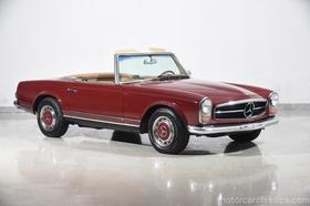 1967 Mercedes-Benz Classics 230SL:24 car images available