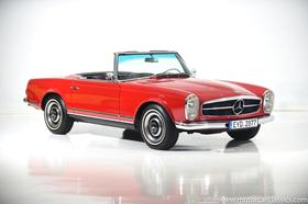 1966 Mercedes-Benz Classics 230SL:24 car images available