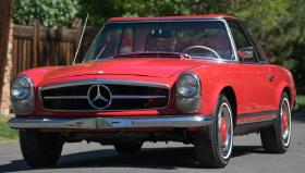 1967 Mercedes-Benz Classics 230SL:18 car images available