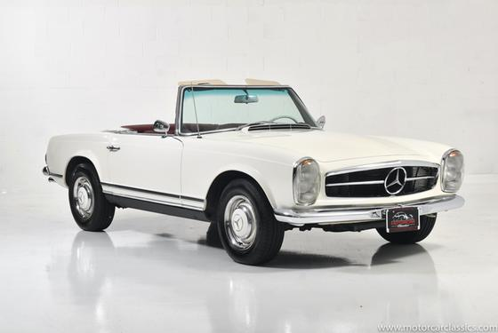 1963 Mercedes-Benz Classics 230SL:24 car images available