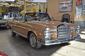 1969 Mercedes-Benz Classics 280 SE Cabriolet:16 car images available